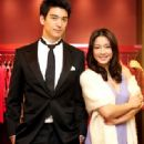 More Dennis Joseph O'Neil and Nam Sang Mi In Sweet Spy Korean Drama 2005