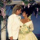 Elizabeth Taylor and Larry Fortensky - 454 x 588