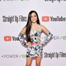 Jenna Ortega- Power On Premiere By Straight Up Films With Support From YouTube - 454 x 681