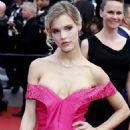 Joy Corrigan – 'BlacKkKlansman' Premiere at 2018 Cannes Film Festival - 454 x 683