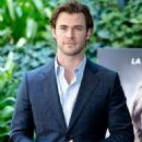 Chris Hemsworth attended a photocall for