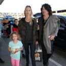 Paul Stanley is seen at LAX on November 3, 2016 - 454 x 568