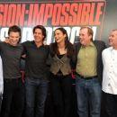 "Tom Cruise Hits Doha, Talks ""ghost Protocol"""