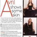 Avril Lavigne - Elle Girl Magazine Pictorial [United States] (August 2004)