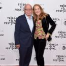 Rupert Murdoch and Jerry Hall attend the
