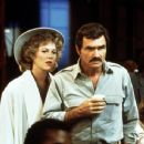 Kathleen Turner and Burt Reynolds