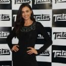 Irina Shayk Triton Fashion Show After Party In Sao Paulo