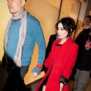 Jessica Origliasso and Billy Corgan