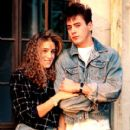 Robert Downey, Jr. and Sarah Jessica Parker