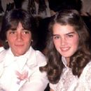Brooke Shields and Scott Baio