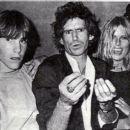 Keith Richards and Patti Hansen - 454 x 389
