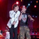 Molson Canadian Rocks for Toronto - Rolling Stones Show at Downsview Park in Toronto, Ontario, Canada - 29 July 2003 - 415 x 594