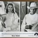 Sela & Tom Berenger in Rustler's Rhapsody