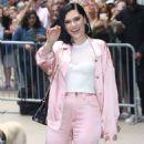 Jessie J at Good Morning America in New York - 454 x 543