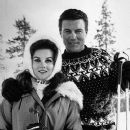 Ann-Margret and Roger Smith
