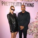 Paris Hilton – PrettyLittleThing X Kelly Gale in Los Angeles