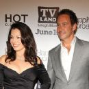 Fran Drescher and Peter Marc Jacobson - 360 x 240