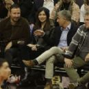 Gemma Chan at Los Angeles Lakers Vs The Clippers Game in Los Angeles - 454 x 313
