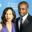 Nicole Lyn and Dule Hill