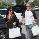 Selma Blair Shopping With Her Boyfriend in Beverly Hills - 454 x 619