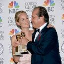 Helen Hunt and Jack Nicholson - The 55th Annual Golden Globe Awards (1998) - 313 x 469