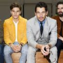 David Gandy-June 13, 2015-Day 2 - Front Row - London Collections Men SS16 - 400 x 600