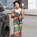 Jenna Dewan out shopping in Beverly Hills, California on June 13, 2012