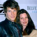 Eric Mabius and Ivy Sherman - 400 x 550