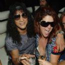 Slash and Perla Ferrar