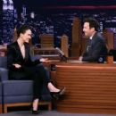 Daisy Ridley – On 'The Tonight Show Starring Jimmy Fallon' in NYC