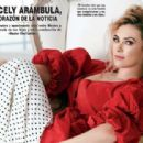 Aracely Arámbula - Hola! Magazine Pictorial [Mexico] (8 March 2018) - 454 x 313