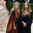Mary-Kate and Ashley Olsen – 2018 MET Costume Institute Gala in NYC - 454 x 303