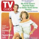 Kevin Costner and Susan Sarandon - TV Guide Magazine Cover [United States] (15 October 1988)