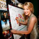Blake Lively - Entertainment Weekly And Vavoom Upfront Party In NYC 2008-05-13