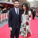 Gemma Chan and Jack Whitehall - 454 x 672