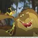 Frog Naveen, Frog Tiana, Louis ©Disney Enterprises, Inc. All Rights Reserved. - 454 x 249