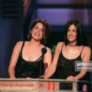 1998 MTV Movie Awards - Neve Campbell and Courtney Cox