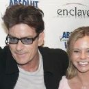 Bree Olson and Charlie Sheen - 308 x 237
