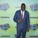 Adewale Akinnuoye-Agbaje at 'Suicide Squad' Premiere in New York 08/01/2016