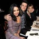 Vanessa Hudgens posed with Journey 2: The Mysterious Island costar Josh Hutcherson
