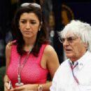 Bernie Ecclestone and Fabiana Flosi - 454 x 303