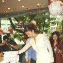 Priyanka Chopra : Usha International at the Hab in Mumbai  (September 10, 2014)