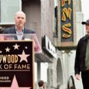 Michael Keaton- December 10, 2015-Ron Howard Is Honored with a Star on the Hollywood Walk of Fame - 454 x 306