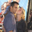 Christina Applegate and Johnathon Schaech
