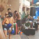 Alexa Vega Boxing