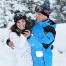 The Duke & Duchess released family skiing holiday photos