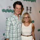 Rachael Harris and Christian Hebel - 403 x 594