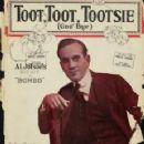 AL JOLSON - TOOT TOOT TOOTSIE GOODBYE - 230 x 300