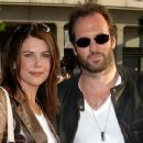Scott Patterson and  Lauren Graham