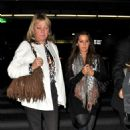 Ashley Tisdale Arrives At LAX Airport, 2009-03-26